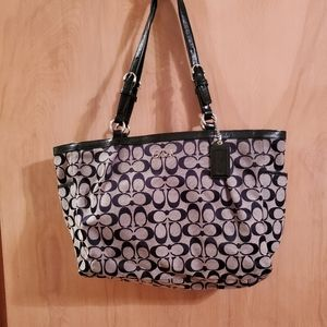 COACH Gallery Signature Tote bag